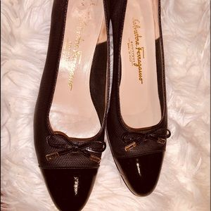 Salvatore Ferragamo 1/2 inch ladies shoe
